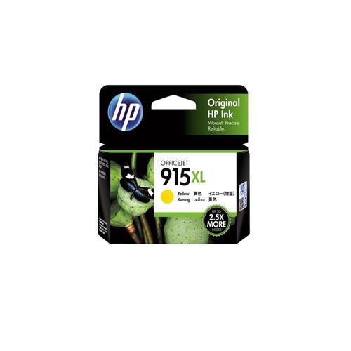 HP 915XL 3YM21AA High Yield Yellow original Ink Cartridge price in hyderabad, chennai, tamilnadu, india