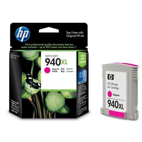 HP 940xl C4908AA High Yield Magenta Original Ink Cartridge price in hyderabad, chennai, tamilnadu, india