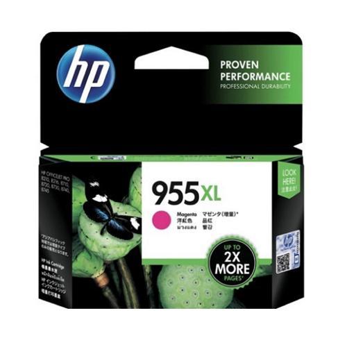 HP 955XL L0S66AA High Yield Magenta Original Ink Cartridge price in hyderabad, chennai, tamilnadu, india