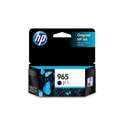 HP 965 3JA80AA Black Original Ink Cartridge price in hyderabad, chennai, tamilnadu, india