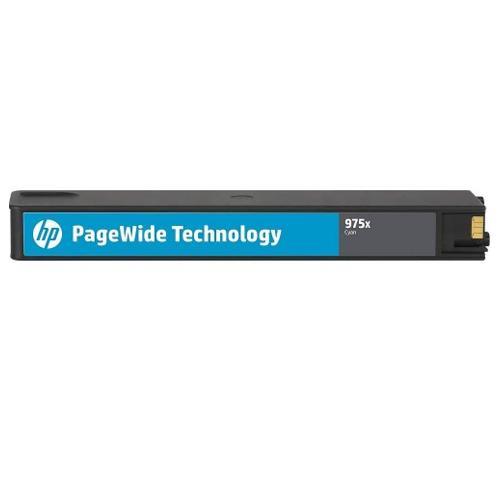 HP 975X L0S00AA High Yield Cyan Original PageWide Cartridge price in hyderabad, chennai, tamilnadu, india