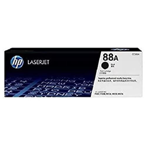 HP CC388A Black LaserJet Toner Cartridge price
