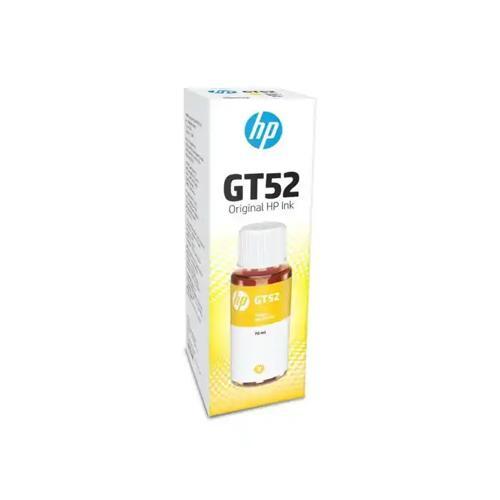HP GT52 70ML M0H56AA Yellow Original Ink Bottle price in hyderabad, chennai, tamilnadu, india