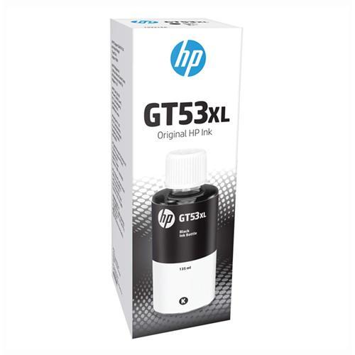 HP GT53XL135ml 1VV21AA Black Original Ink Bottle price in hyderabad, chennai, tamilnadu, india