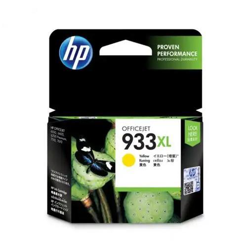 HP Officejet 933xl CN056AA High Yield Yellow Ink Cartridge price in hyderabad, chennai, tamilnadu, india
