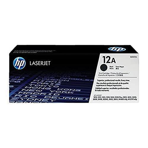 HP Q2612A Black LaserJet Toner Cartridge price