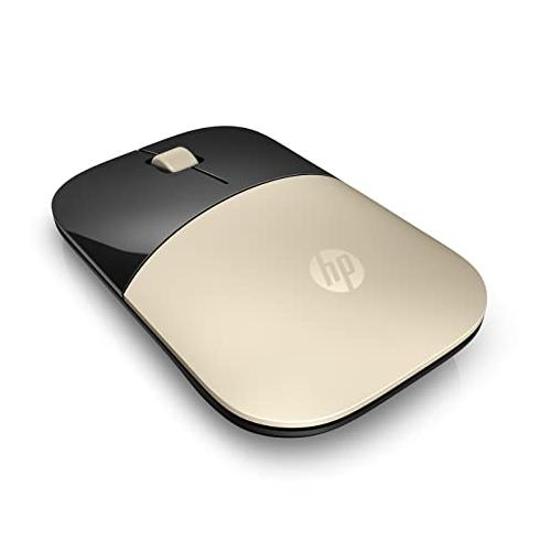 HP Z3700 Gold Wireless Mouse price