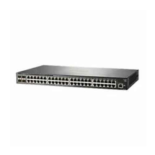 HPE Aruba JL357 61001 2540 48G Managed Switch price in Chennai, tamilnadu, Hyderabad, kerala, bangalore