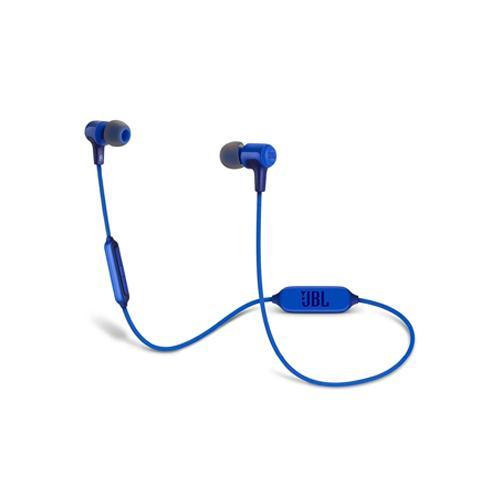 JBL E15 Wired In Blue Ear Headphones dealers in hyderabad, andhra, nellore, vizag, bangalore, telangana, kerala, bangalore, chennai, india