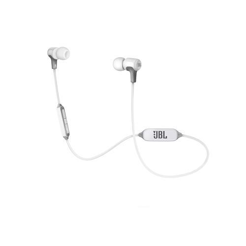 JBL E25BT white Wireless BlueTooth In Ear Headphones dealers in hyderabad, andhra, nellore, vizag, bangalore, telangana, kerala, bangalore, chennai, india