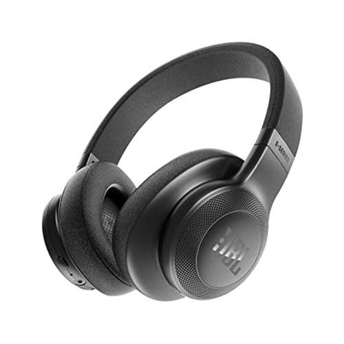 JBL E55BT Black Wireless BlueTooth Over Ear Headphones dealers in hyderabad, andhra, nellore, vizag, bangalore, telangana, kerala, bangalore, chennai, india