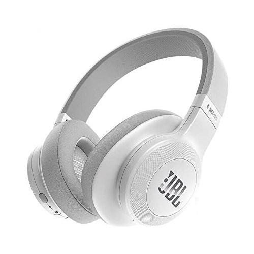 JBL E55BT White Wireless BlueTooth Over Ear Headphones dealers in hyderabad, andhra, nellore, vizag, bangalore, telangana, kerala, bangalore, chennai, india