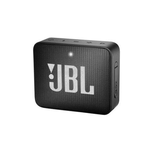 JBL GO 2 Black Portable Bluetooth Waterproof Speaker dealers in hyderabad, andhra, nellore, vizag, bangalore, telangana, kerala, bangalore, chennai, india