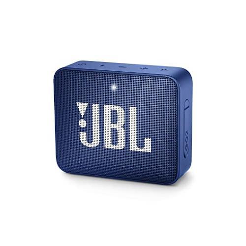 JBL GO 2 Blue Portable Bluetooth Waterproof Speaker dealers in hyderabad, andhra, nellore, vizag, bangalore, telangana, kerala, bangalore, chennai, india