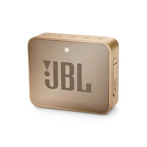 JBL GO 2 Champagne Portable Bluetooth Waterproof Speaker dealers in hyderabad, andhra, nellore, vizag, bangalore, telangana, kerala, bangalore, chennai, india