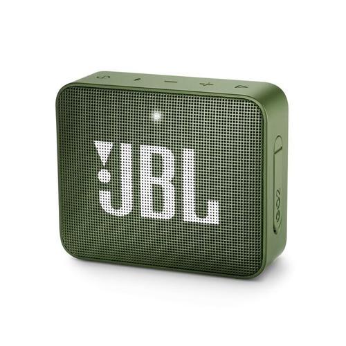 JBL GO 2 Green Portable Bluetooth Waterproof Speaker dealers in hyderabad, andhra, nellore, vizag, bangalore, telangana, kerala, bangalore, chennai, india