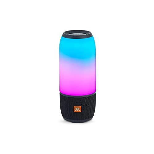 JBL Pulse 3 Black Waterproof Bluetooth Speaker dealers in hyderabad, andhra, nellore, vizag, bangalore, telangana, kerala, bangalore, chennai, india