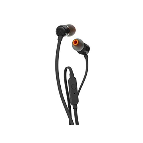 JBL T110 Wired In Black Ear Headphones dealers in hyderabad, andhra, nellore, vizag, bangalore, telangana, kerala, bangalore, chennai, india