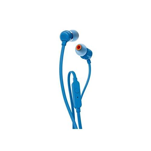 JBL T110 Wired In Blue Ear Headphones dealers in hyderabad, andhra, nellore, vizag, bangalore, telangana, kerala, bangalore, chennai, india