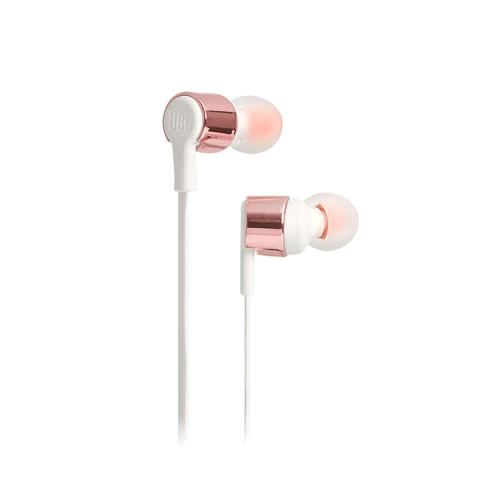 JBL T210 Wired In Rose Gold Ear Headphones dealers in hyderabad, andhra, nellore, vizag, bangalore, telangana, kerala, bangalore, chennai, india