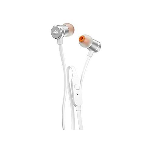 JBL T290 Wired In Silver Ear Headphones dealers in hyderabad, andhra, nellore, vizag, bangalore, telangana, kerala, bangalore, chennai, india