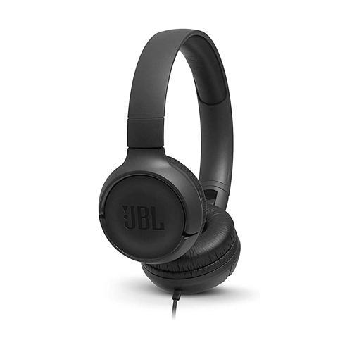 JBL T500 Black Wired On Ear Headphones dealers in hyderabad, andhra, nellore, vizag, bangalore, telangana, kerala, bangalore, chennai, india