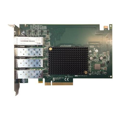 Lenovo Emulex OCe14104B NX PCIe 10Gb 4 Port SFP Ethernet Adapter dealers in hyderabad, andhra, nellore, vizag, bangalore, telangana, kerala, bangalore, chennai, india