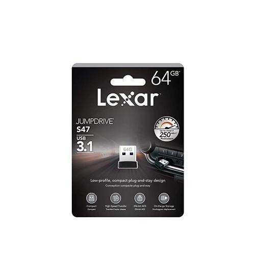 Lexar JumpDrive S47 USB 3 point 1 Flash Drive price in hyderabad, chennai, tamilnadu, india