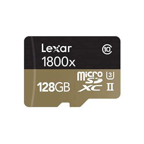 Lexar Professional 1800x microSDXC UHS II Cards price