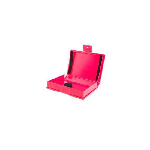 NEON CASE 3 RED Hard Protective Storage Case price