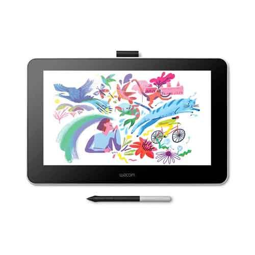 Wacom DTC133W0C One Digital Drawing Tablet showroom in chennai, velachery, anna nagar, tamilnadu