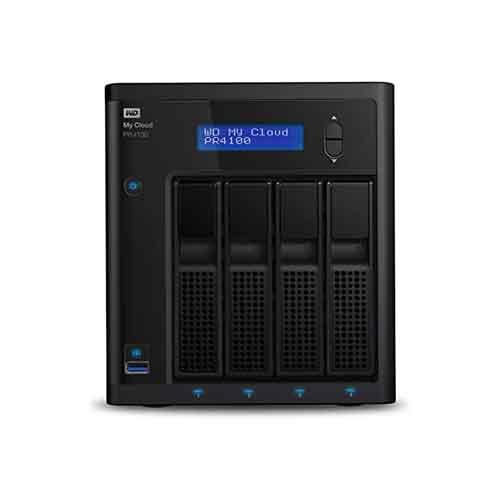 WD Diskless My Cloud PR4100 Network Attached Storage price