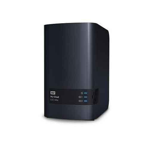 Western Digital 8TB 2 Bay Network Attached Storage price