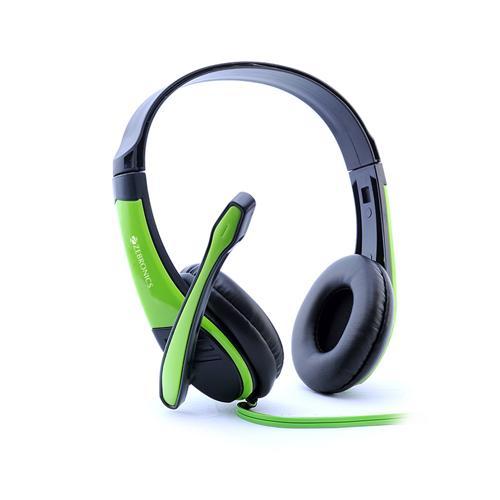 Zebronics Bolt Wired Headset dealers in hyderabad, andhra, nellore, vizag, bangalore, telangana, kerala, bangalore, chennai, india