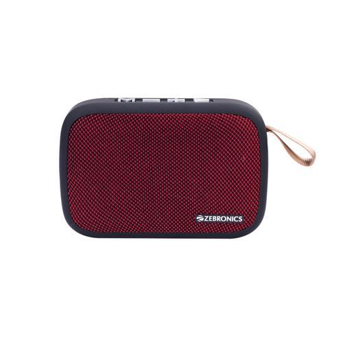 Zebronics Delight Portable Wireless Bluetooth Speaker dealers in hyderabad, andhra, nellore, vizag, bangalore, telangana, kerala, bangalore, chennai, india
