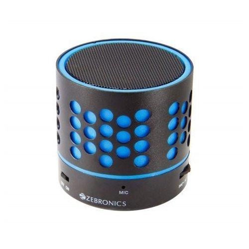 Zebronics Dot Bluetooth Speaker dealers in hyderabad, andhra, nellore, vizag, bangalore, telangana, kerala, bangalore, chennai, india