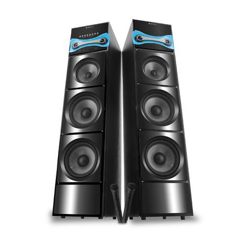 Zebronics Hard Rock 3 Tower Speaker dealers in hyderabad, andhra, nellore, vizag, bangalore, telangana, kerala, bangalore, chennai, india