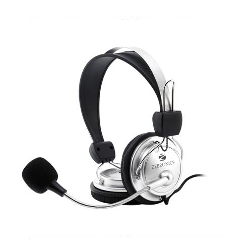 Zebronics Zeb 1001HMV Wired Headphone dealers in hyderabad, andhra, nellore, vizag, bangalore, telangana, kerala, bangalore, chennai, india