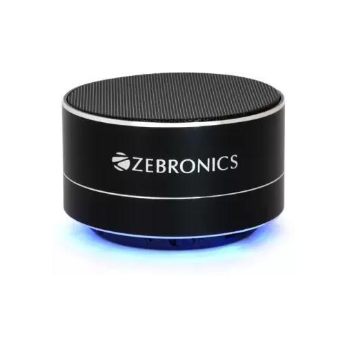 Zebronics ZEB NOBLE Plus 3 W Bluetooth Speaker dealers in hyderabad, andhra, nellore, vizag, bangalore, telangana, kerala, bangalore, chennai, india
