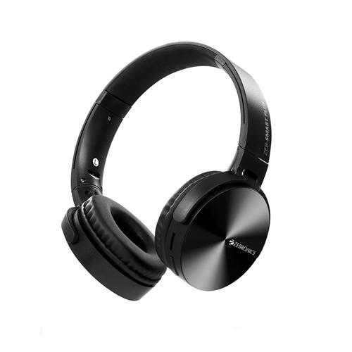 Zebronics Zeb Smart Plus Bluetooth Wireless Headphone dealers in hyderabad, andhra, nellore, vizag, bangalore, telangana, kerala, bangalore, chennai, india