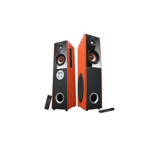 Zebronics Zeb T7400RUCF Tower Speaker dealers in hyderabad, andhra, nellore, vizag, bangalore, telangana, kerala, bangalore, chennai, india